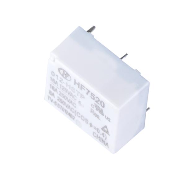 رله 4 پایه هونگفا کد HF7520/012