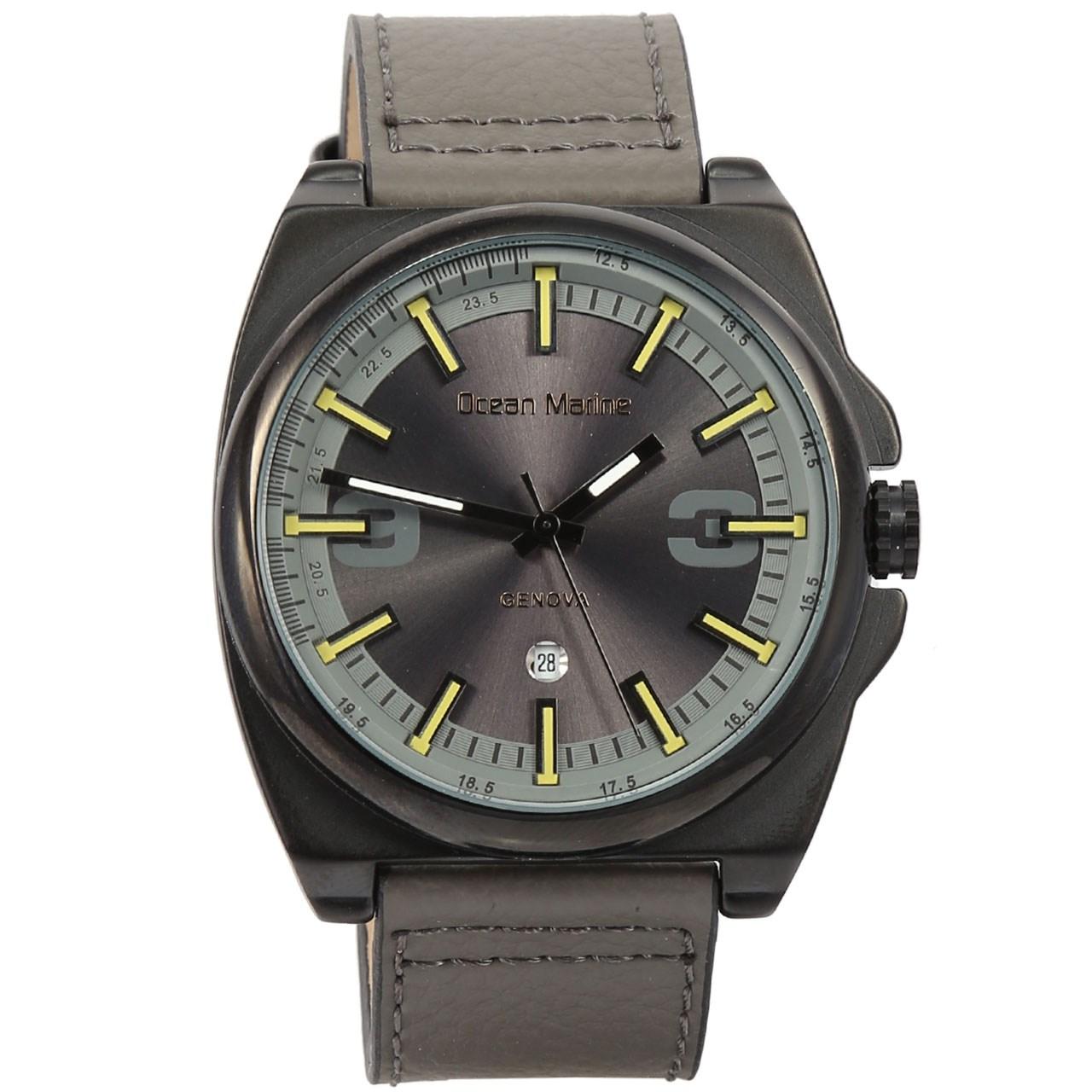 ساعت مچی عقربه ای مردانه اوشن مارین مدل OM-8010-2
