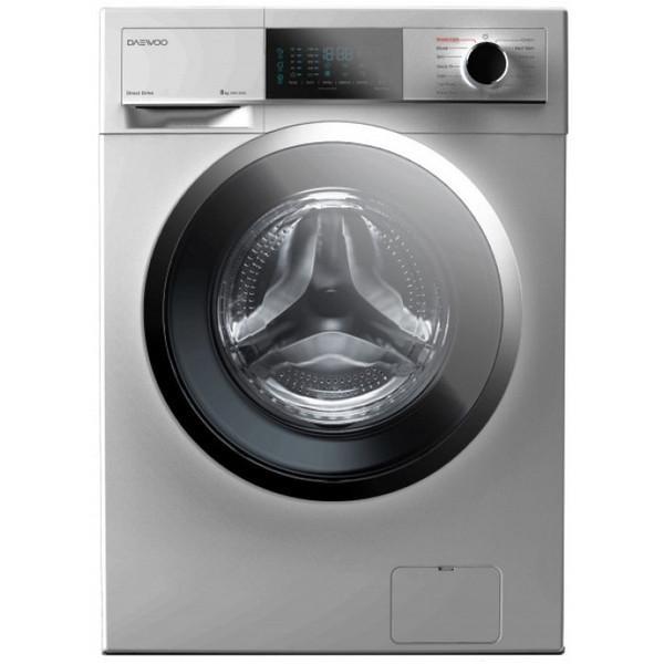 ماشین لباسشویی دوو مدل DWK-8143 ظرفیت 8 کیلوگرم