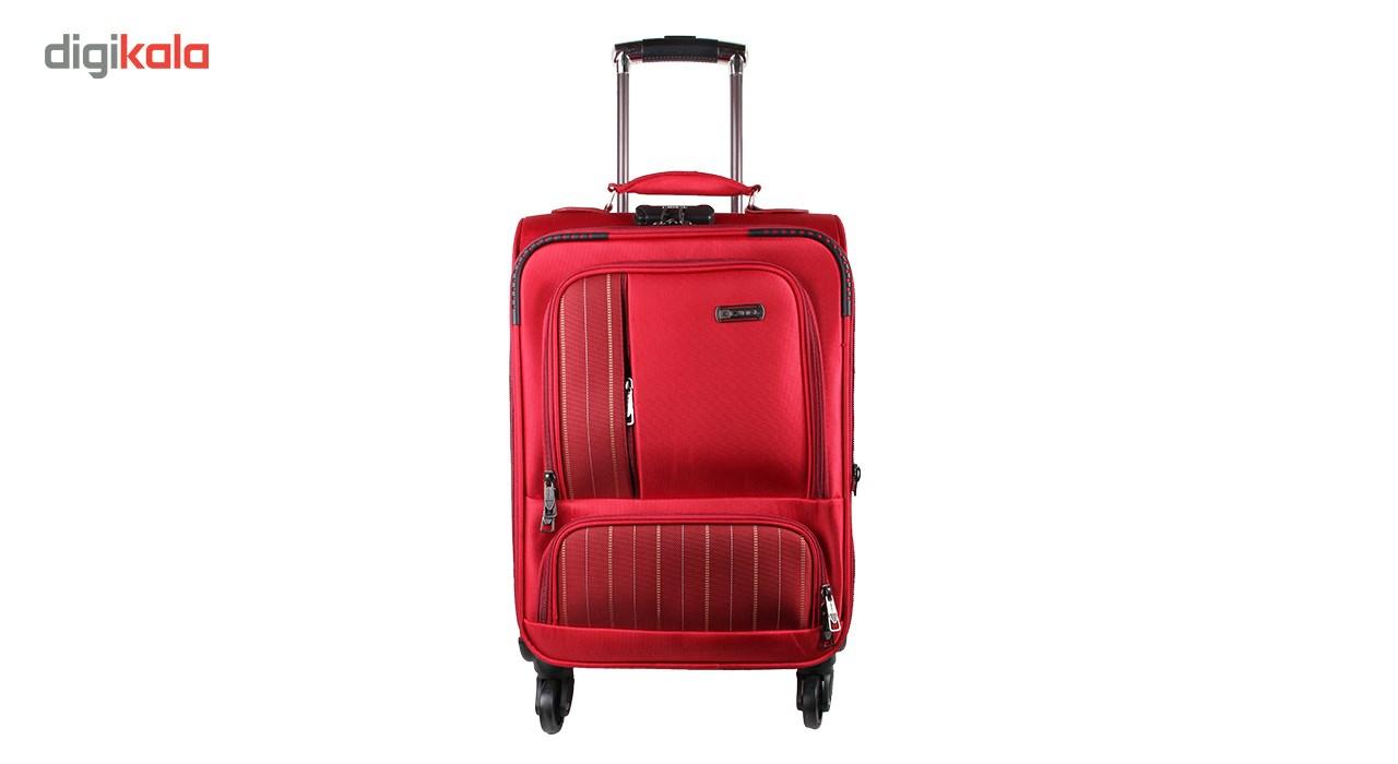 مجموعه سه عددی چمدان کمل مدل 7-517