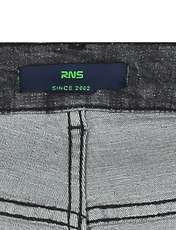 شلوار جین مردانه آر ان اس مدل 133033-93 -  - 5