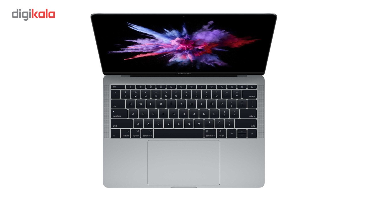 لپ تاپ 13 اینچی اپل مدل MacBook Pro MPXT2 2017