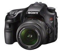 دوربین دیجیتال سونی آلفا اس ال تی-آ 57