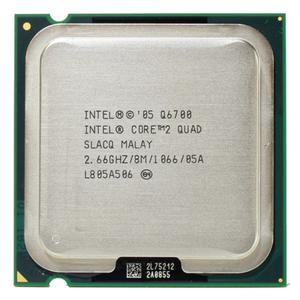 پردازنده مرکزی اینتل سری Core 2 Quad مدل Q6700 Tray