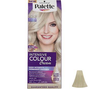کیت رنگ موی پلت سری Intensive مدل Ultra Ash Blonde شماره 2-10