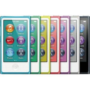 پخش کننده موسیقی قابل حمل اپل مدل New iPod Nano