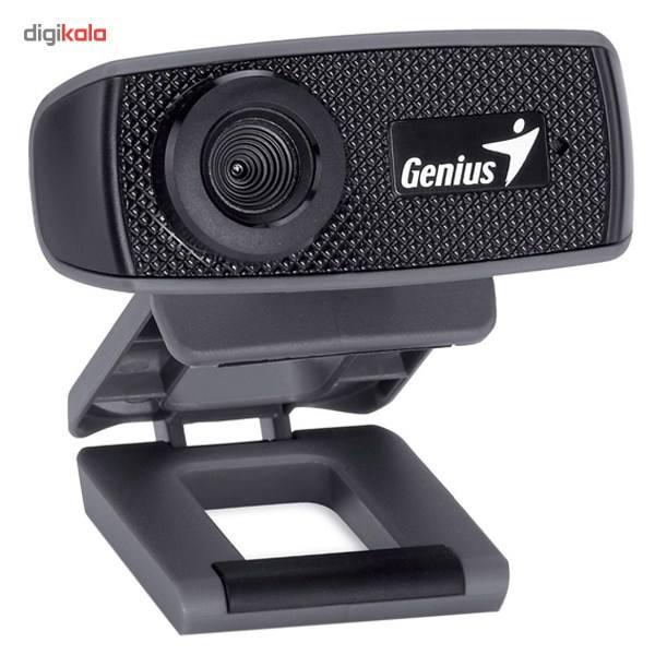 وب کم جنیوس مدل FaceCam 1000X | Genius Webcam FaceCam 1000X
