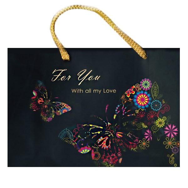 پاکت هدیه نیکی مدل For You With All My Love