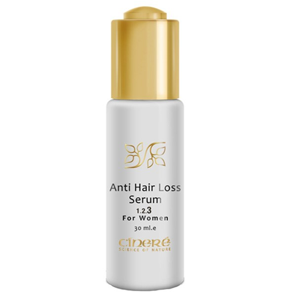 سرم ضد ریزش و تقویت مو بانوان سینره حجم 30 میلی لیتر