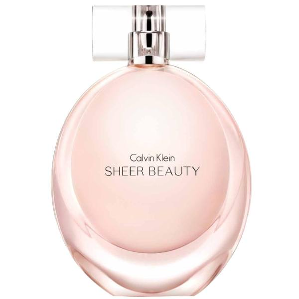 0b1eab25a مشخصات، قیمت و خرید ادو تویلت زنانه کلوین کلاین مدل Sheer Beauty حجم ...