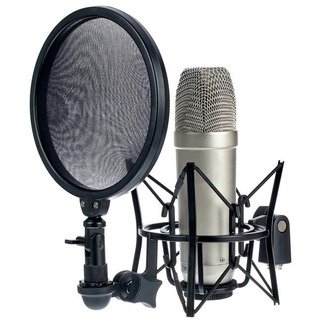میکروفون کاندنسر استودیو تنوی مدل TM1