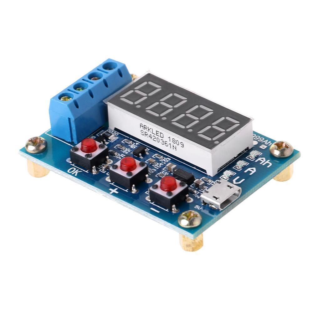 ماژول تستر ظرفیت  باتری لیتیوم یون کد 02L3