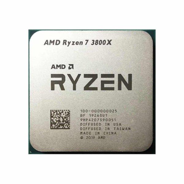 پردازنده مرکزی ای ام دی سری Ryzen 7 مدل3800X Tray
