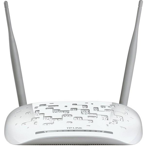 مودم روتر بیسیم ADSL2 Plus تی پی-لینک مدل TD-W8961ND_V1