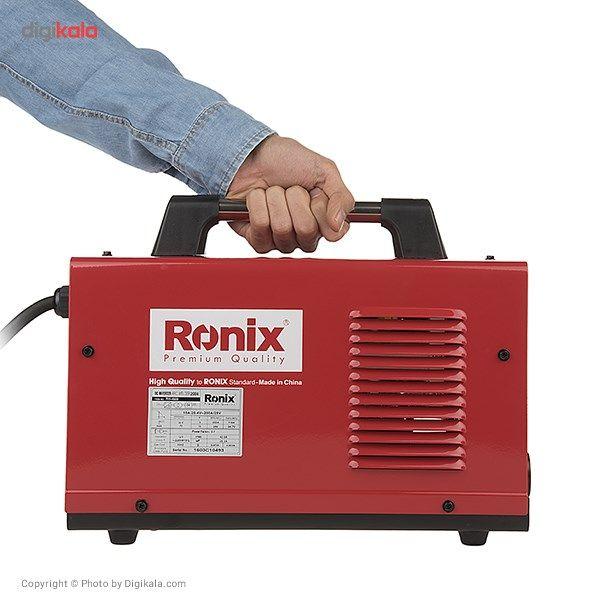 اینورتر جوشکاری 200 آمپر رونیکس مدل RH-4600 main 1 4