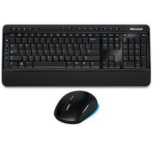 کیبورد و ماوس بیسیم مایکروسافت مدل Desktop 3000