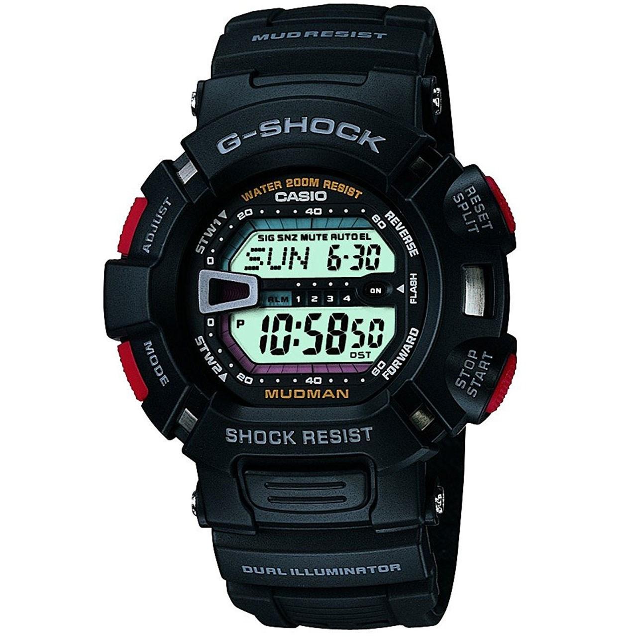 ساعت مچی دیجیتال مردانه کاسیو مدل G-9000-1VDR