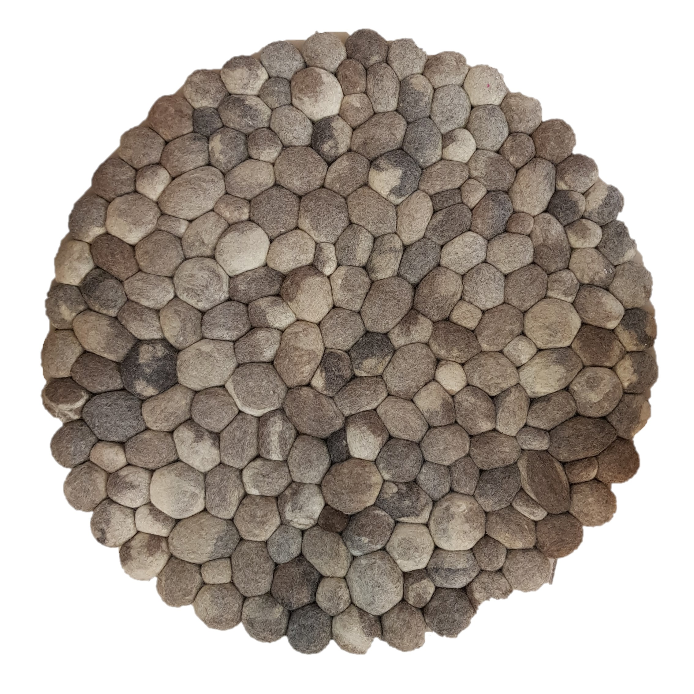 خرید                       نمدفرش طرح سنگواره کد 1011