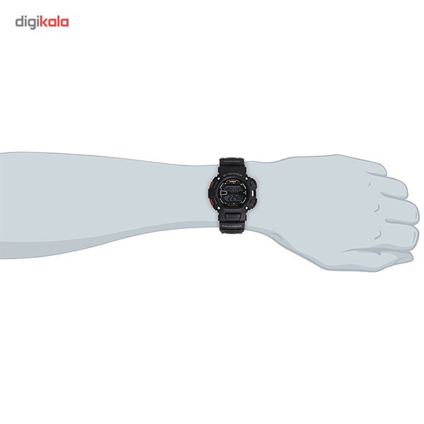 ساعت مچی دیجیتال مردانه کاسیو مدل G-9000-1VDR             قیمت