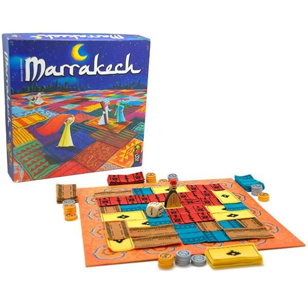 بازی فکری ژیگامیک مدل Marrakech