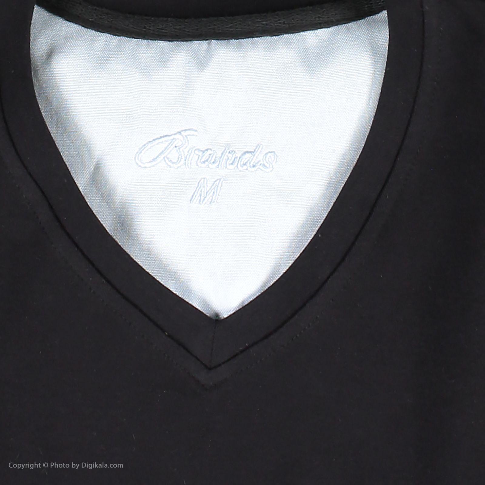 تیشرت آستین کوتاه مردانه برندس مدل 2289C01 -  - 6