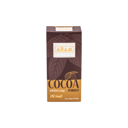 پودر کاکائو آرام - 100 گرم
