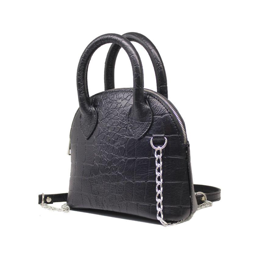 کیف دوشی زنانه چرم آرا مدل d076 -  - 3