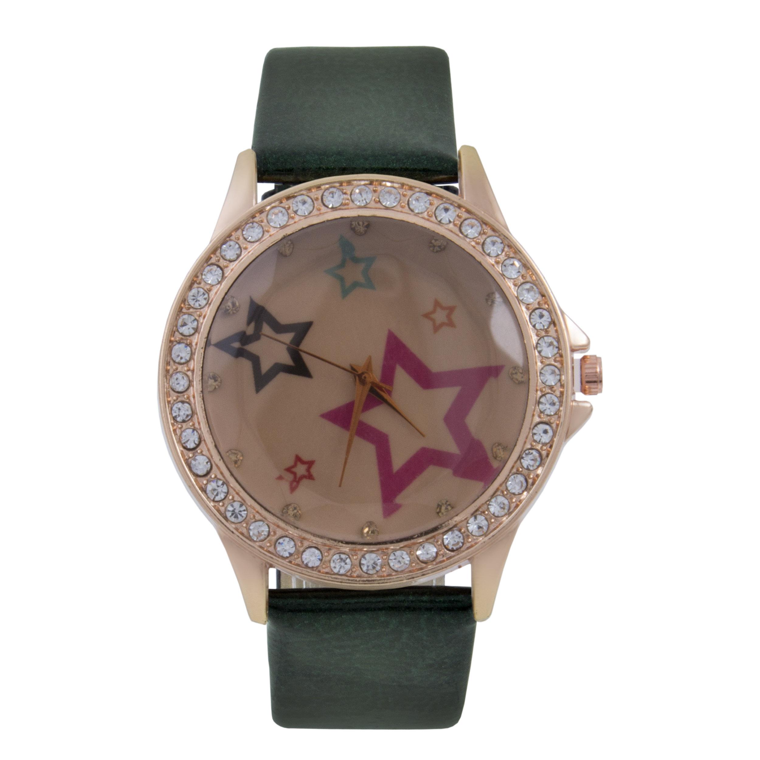 ساعت مچی عقربه ای زنانه کد WHW-154              خرید (⭐️⭐️⭐️)