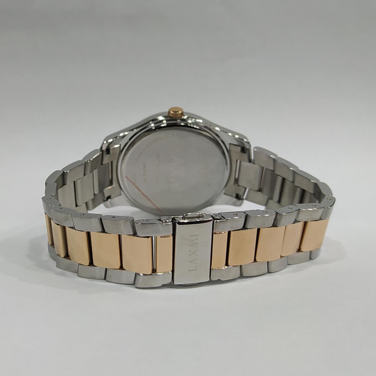 ست ساعت مچی عقربه ای زنانه و مردانه لاکسمی مدل 4-8094-8095