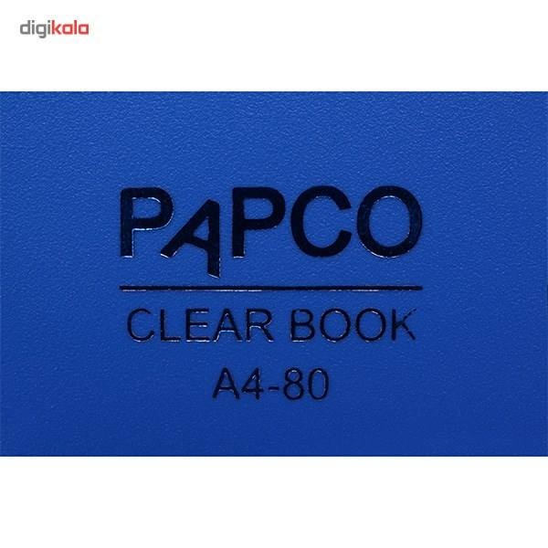 کلیر بوک 80 برگ پاپکو کد A4-80M main 1 10