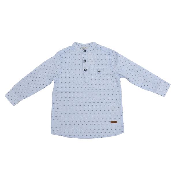 پیراهن پسرانه فیورلا مدل 2113