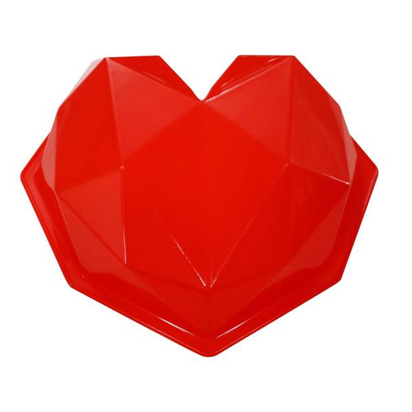 قالب ژله طرح قلب مدل n058