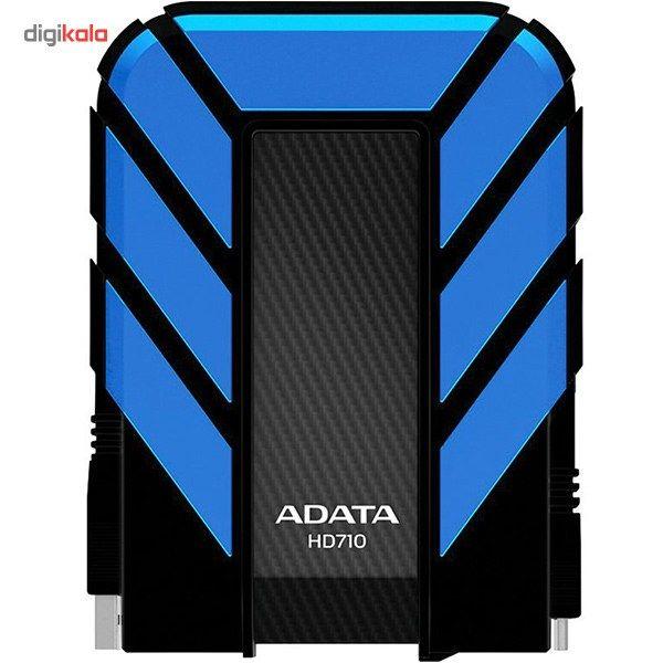 هارد اکسترنال ای دیتا مدل HD710 ظرفیت 1 ترابایت main 1 1