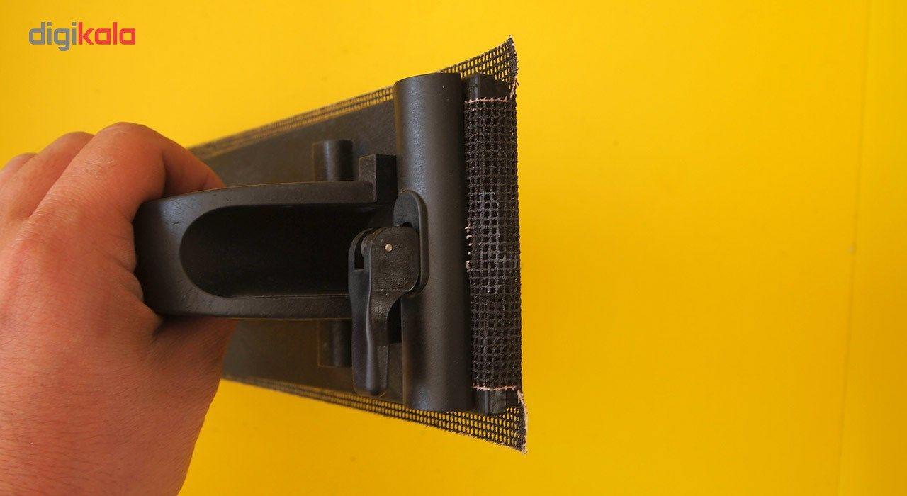 مجموعه 10 عددی سنباده 120 مدل 163655 مخصوص دسته سنباده قفل شونده main 1 2