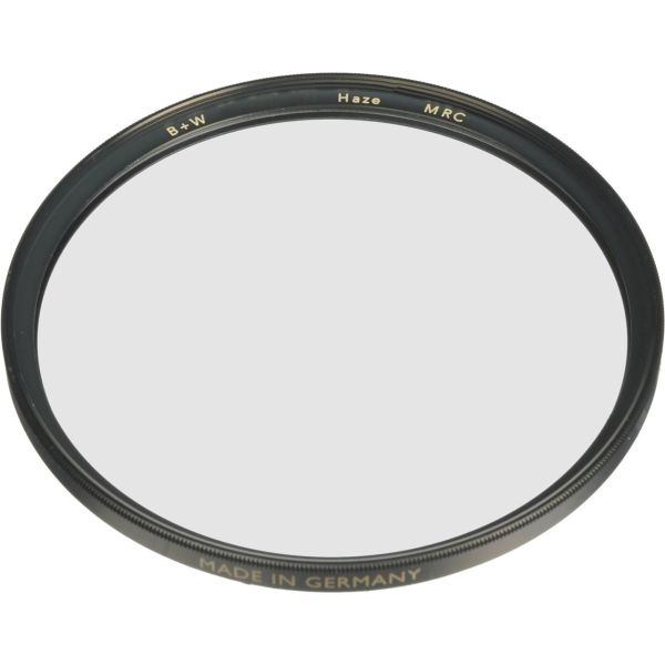 فیلتر لنز  B+W مدل UV-HAZE 58mm