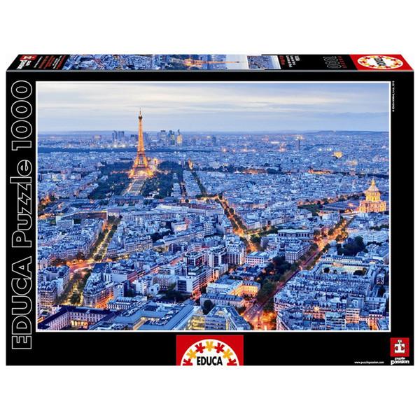 پازل 1000 تکه ادوکا مدل Paris Lights