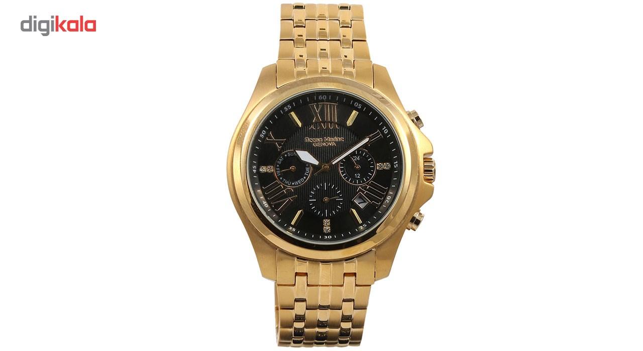 خرید ساعت مچی عقربه ای مردانه اوشن مارین مدل OM9959-1