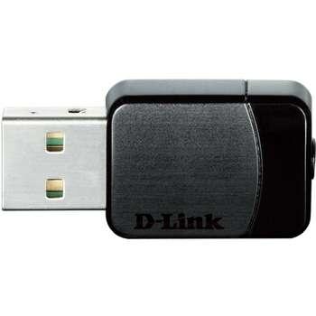 کارت شبکه بی سیم USB دی لینک مدل DWA-171 | D-Link DWA-171 USB Wireless Network Adapter