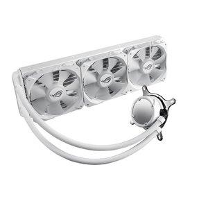 خنک کننده پردازنده ایسوس مدل ROG Strix LC 360 RGB White Edition