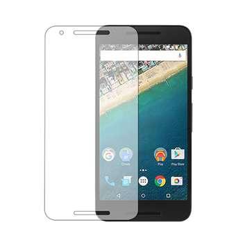 محافظ صفحه نمایش شیشه ای مدل Tempered مناسب برای گوشی موبایل ال جی Nexus 5X