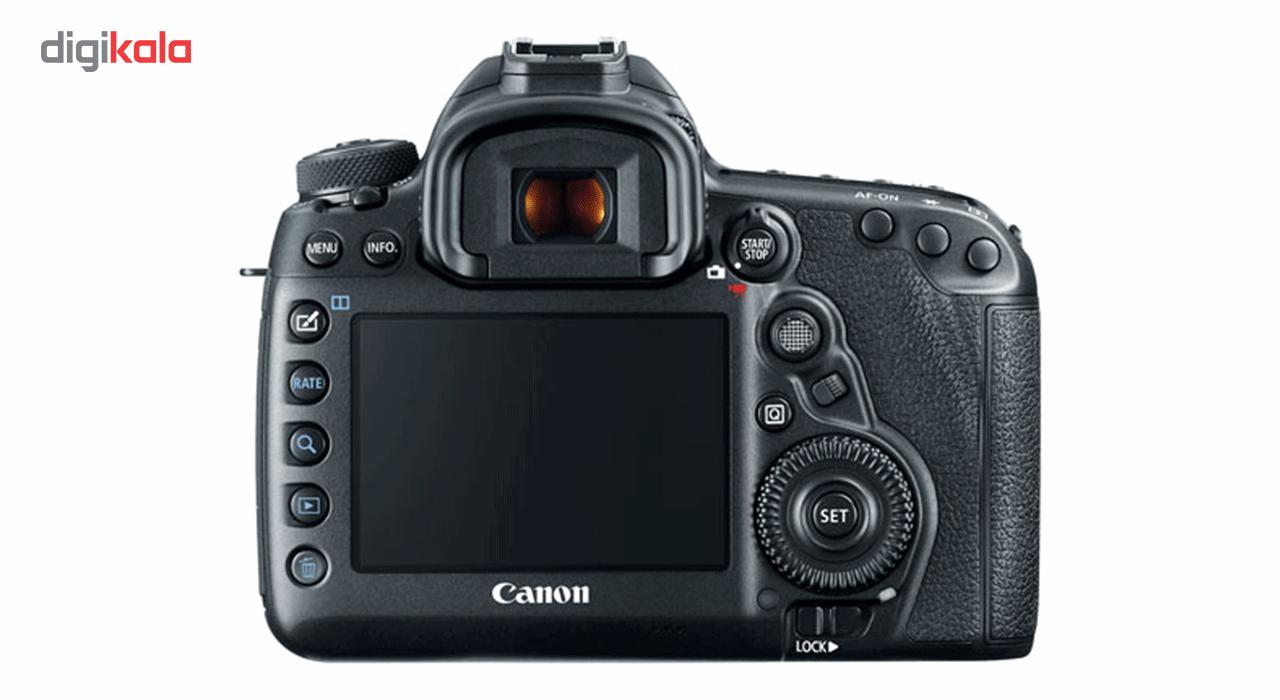 دوربین دیجیتال کانن مدل EOS 5D Mark IV به همراه لنز 24-105 میلی متر F4 L IS II main 1 4