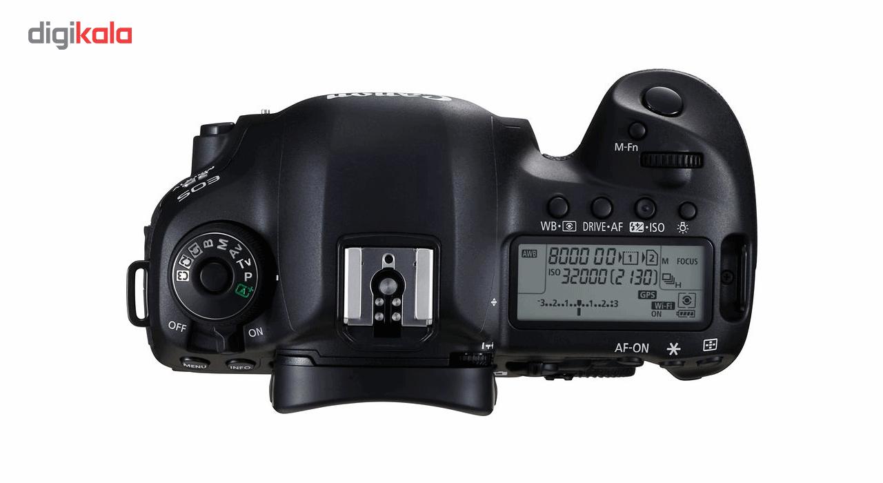 دوربین دیجیتال کانن مدل EOS 5D Mark IV به همراه لنز 24-105 میلی متر F4 L IS II main 1 6