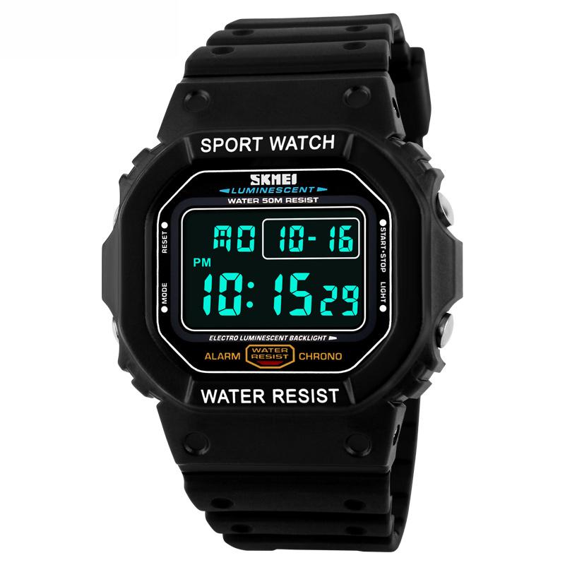 قیمت و خرید                      ساعت مچی دیجیتال مردانه اسکمی مدل 1134blc
