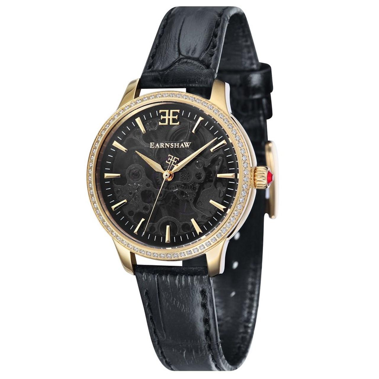 ساعت مچی عقربه ای زنانه ارنشا مدل ES-8056-01 6