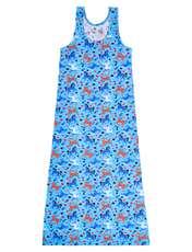 پیراهن زنانه اچ اند ام مدل HRS06BU -  - 1