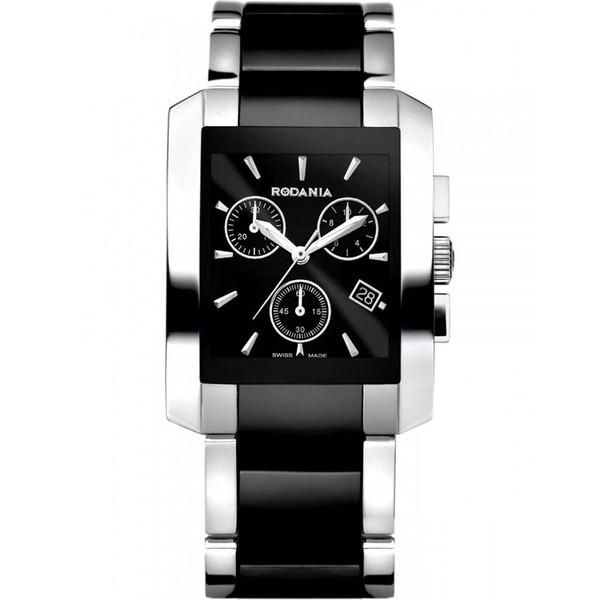ساعت مچی عقربه ای مردانه رودانیا مدل R.02452144