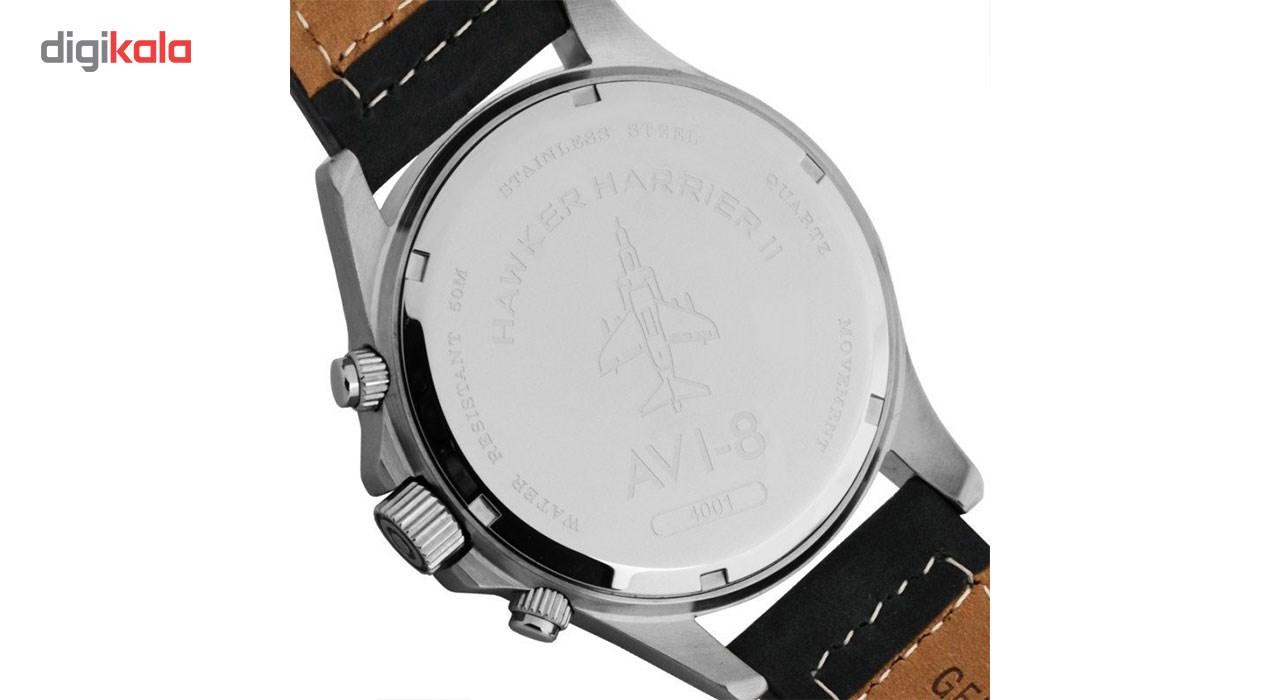 ساعت مچی عقربه ای مردانه ای وی-8 مدل AV-4001-01