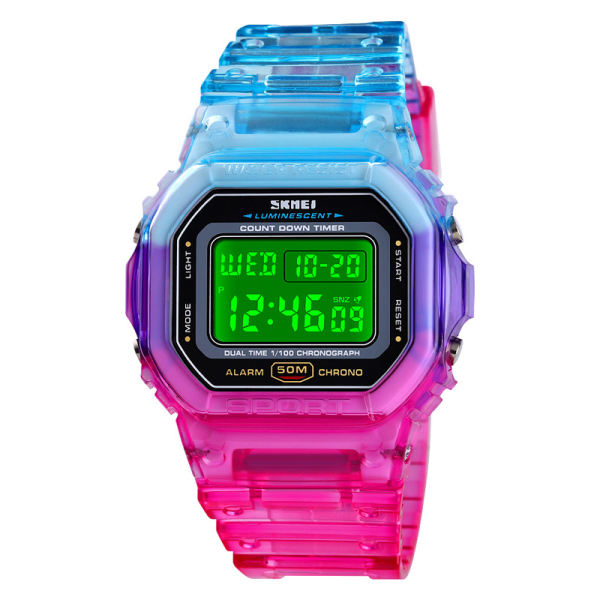 ساعت مچی دیجیتال اسکمی مدل 1622 BU-RD