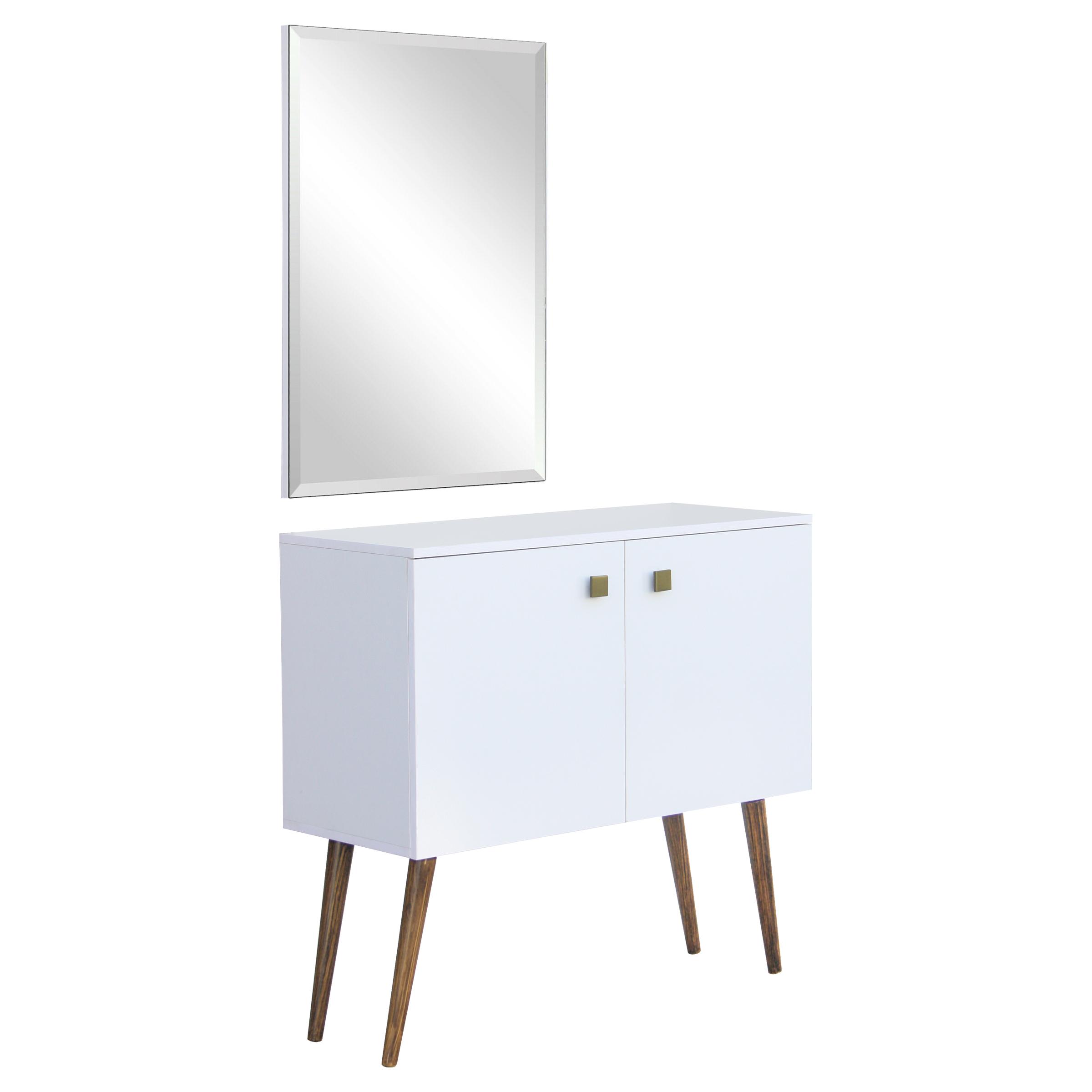 جاکفشی سایان هوم مدل JK 02 به همراه آینه