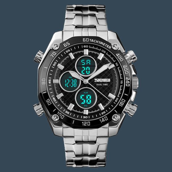ساعت مچی عقربهای مردانه اسکمی مدل 1302 SI